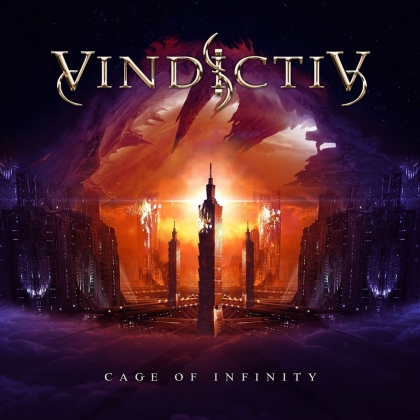 Vindictiv Cage Of Infinity