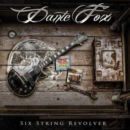 Dante Fox Six String Revolver