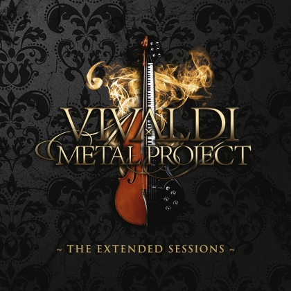 Vivaldi Metal Project The Extended Sessions