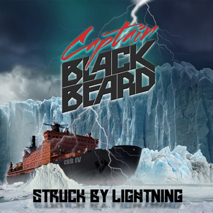 Captain Black Beard Struck By Lightning