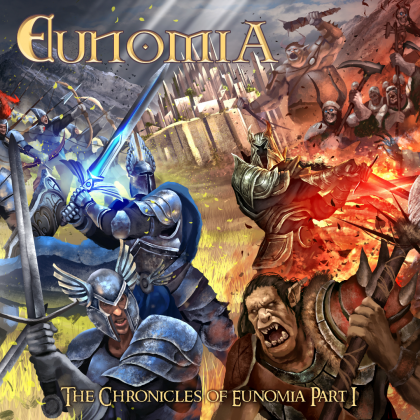 Eunomia Chronicles Of Eunomia Part 1