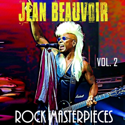 Jean Beauvoir Rock Masterpieces Vol.2