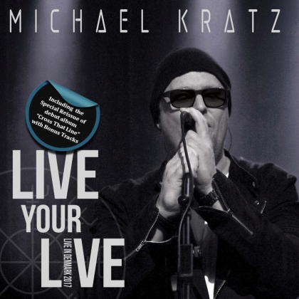 Michael Kratz Live your LIVE