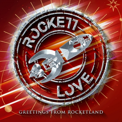Rockett Love Greetings From Rocketland
